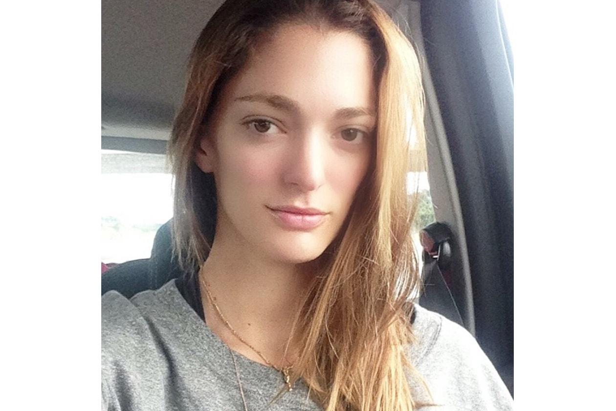 Sofía Sanchez Barrenechea capelli: hairlook naturale