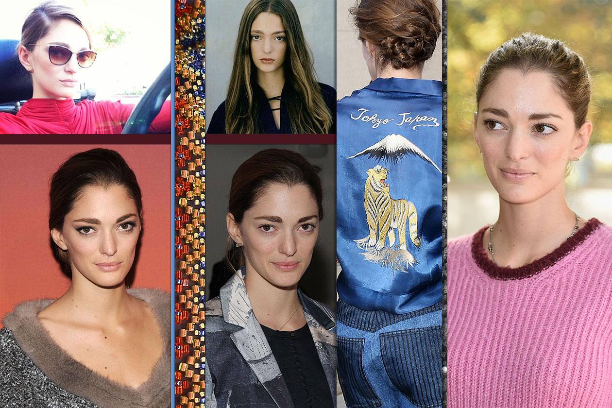Sofía Sanchez Barrenechea capelli: tutte le sue acconciature più belle