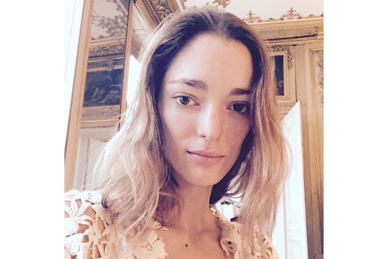 Sofía Sanchez Barrenechea capelli: wavy bob