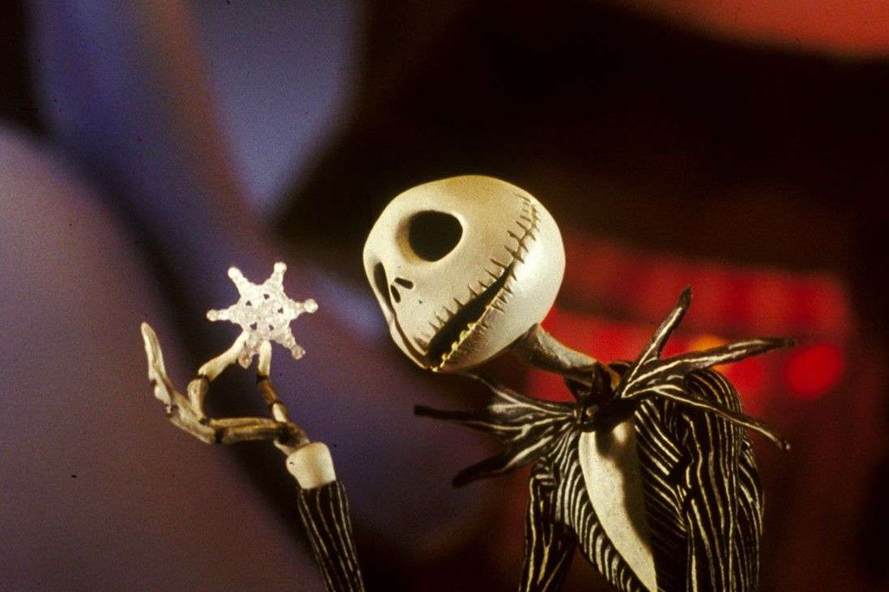 The nightmare before christmas, Natale