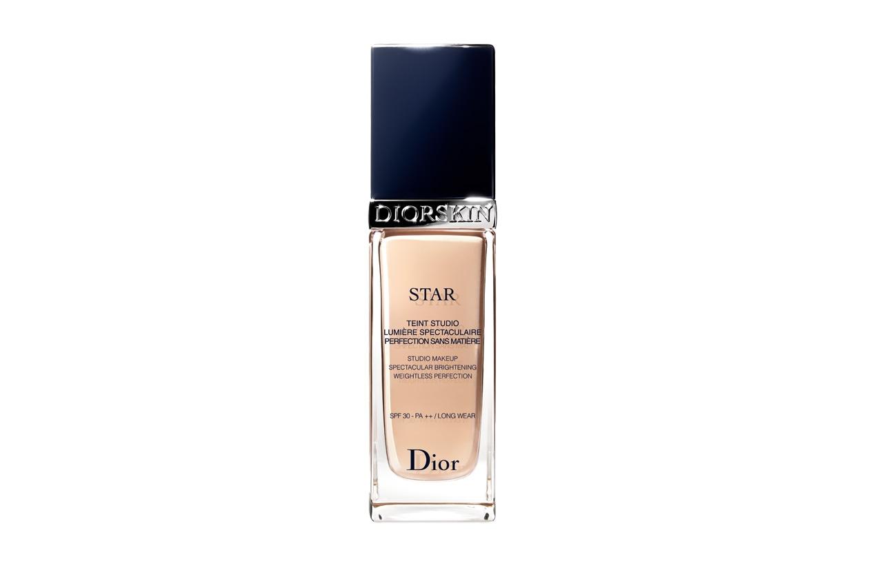 Trucco bianco e ghiaccio: Dior Diorskin Star