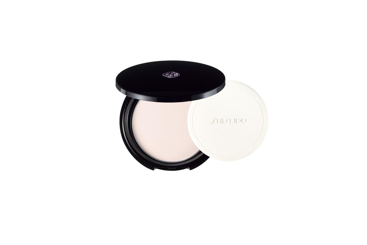 Trucco bianco e ghiaccio: Shiseido Translucent Pressed Powder