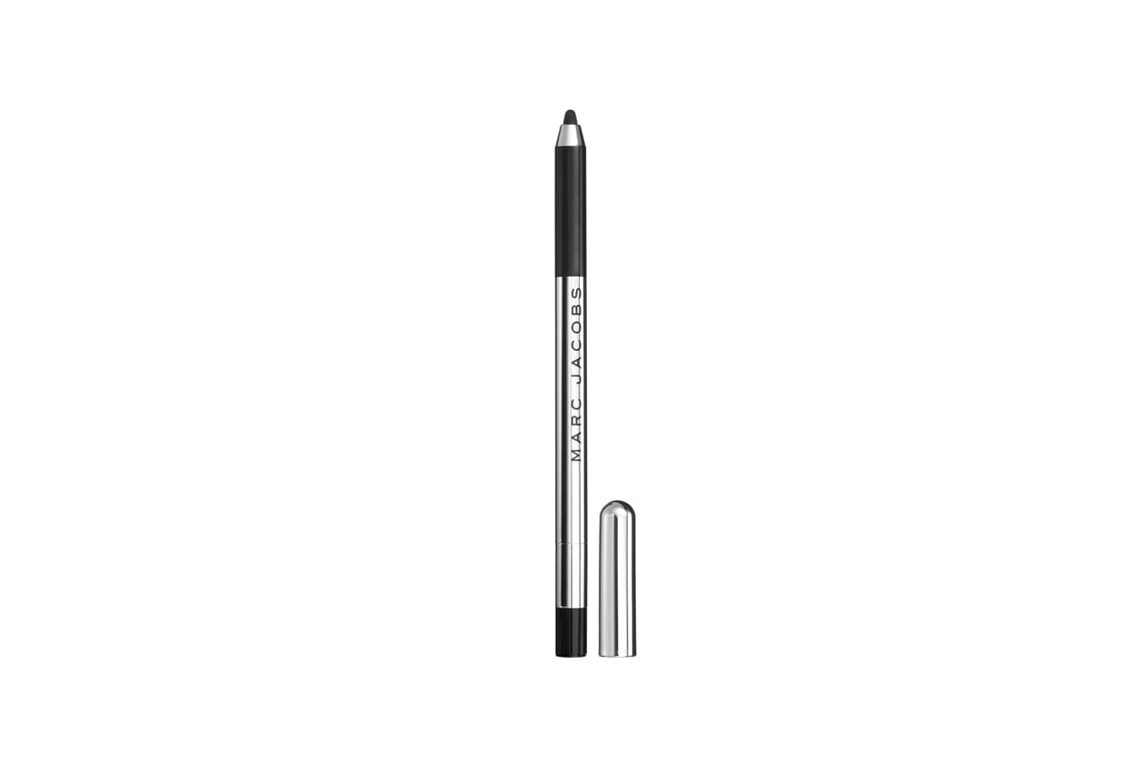 Trucco giorno e sera: Marc Jacobs Highliner Gel Crayon in Blacquer