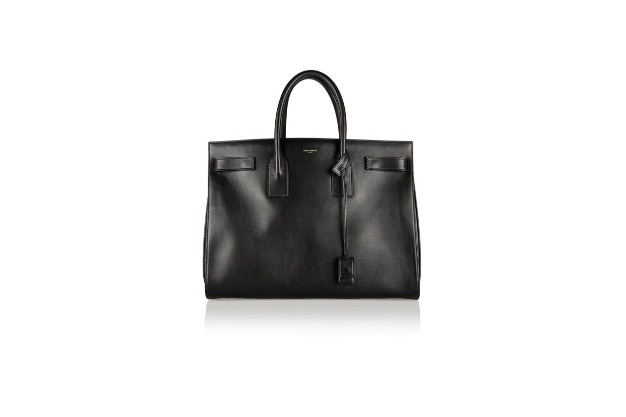 Trucco giorno e sera: borsa Saint Laurent