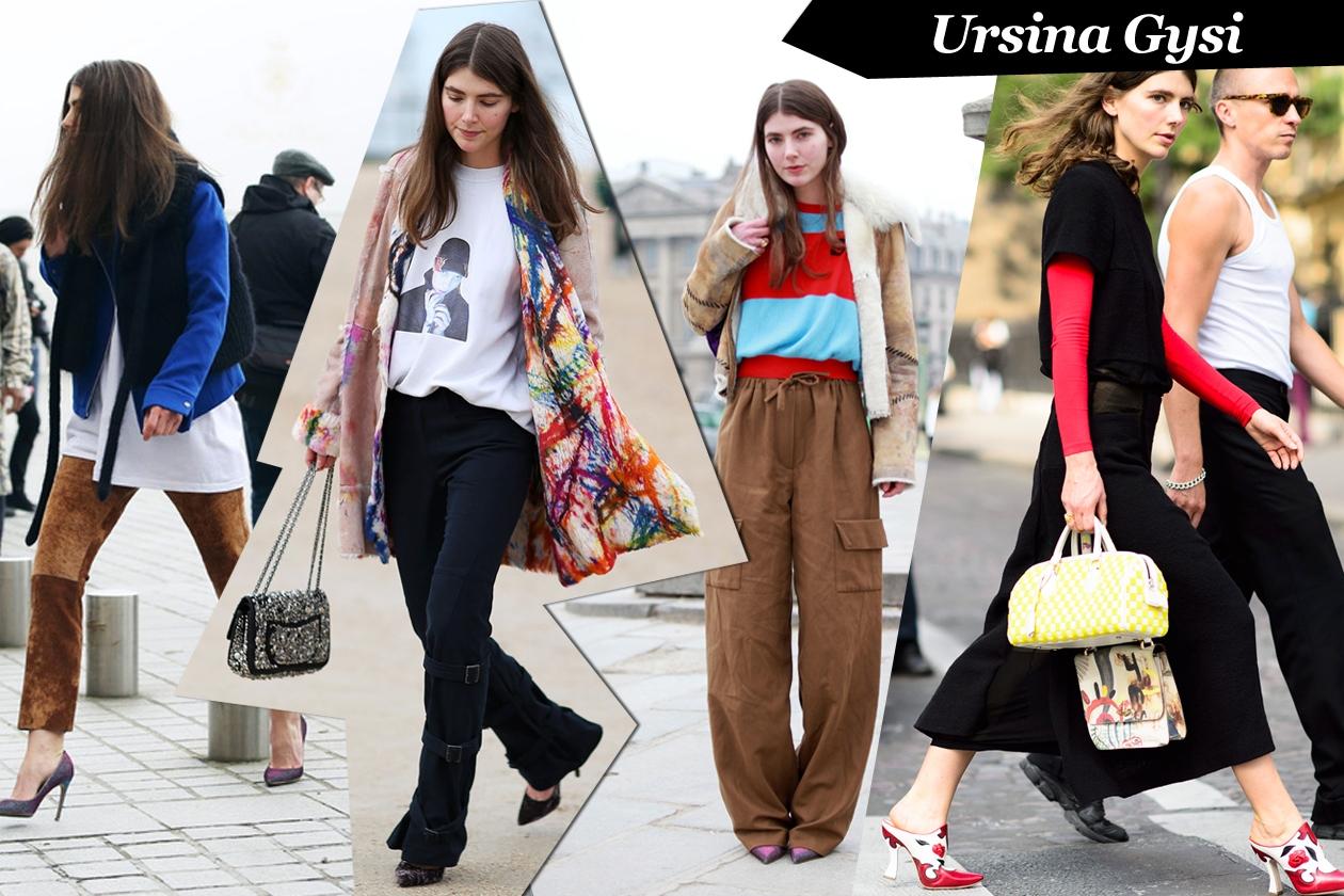 Ursina Gysi: lovely bohemienne