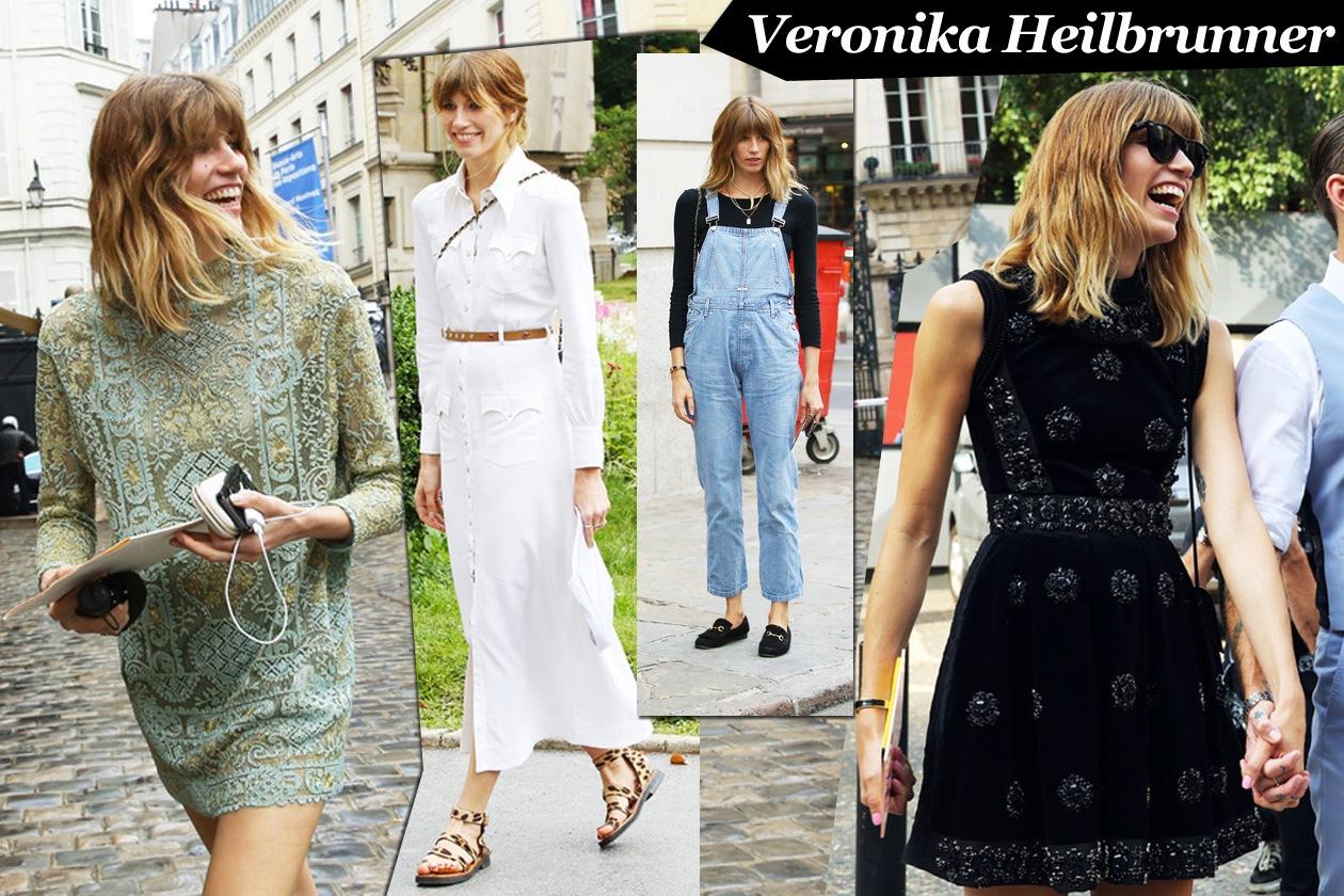 Veronika Heilbrunner: German star