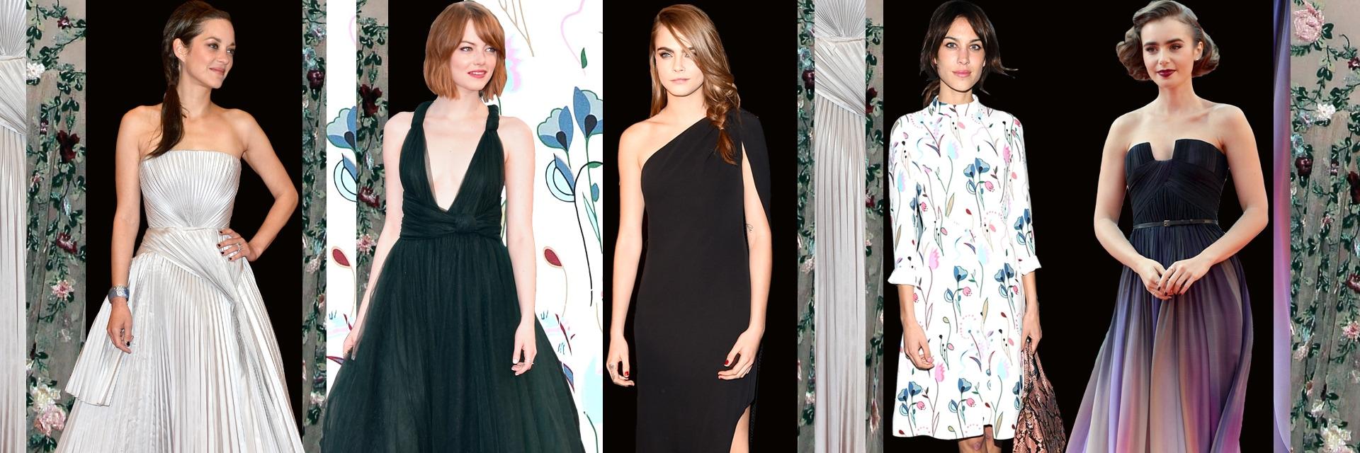 Le star più stilose del 2014: ecco la classifica