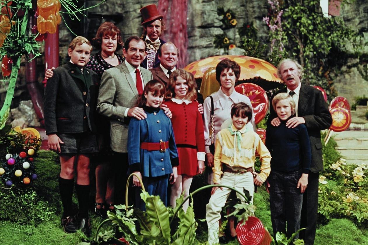 Willy Wonka e la Fabbrica di Cioccolato, Natale