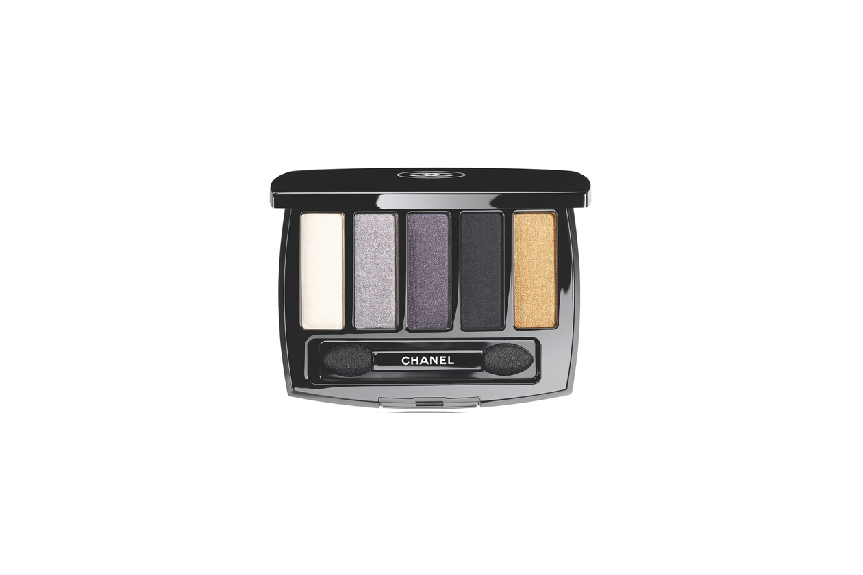 Winter Make Up Chanel Les 5 Ombres de Chanel Oiseaux de Nuit