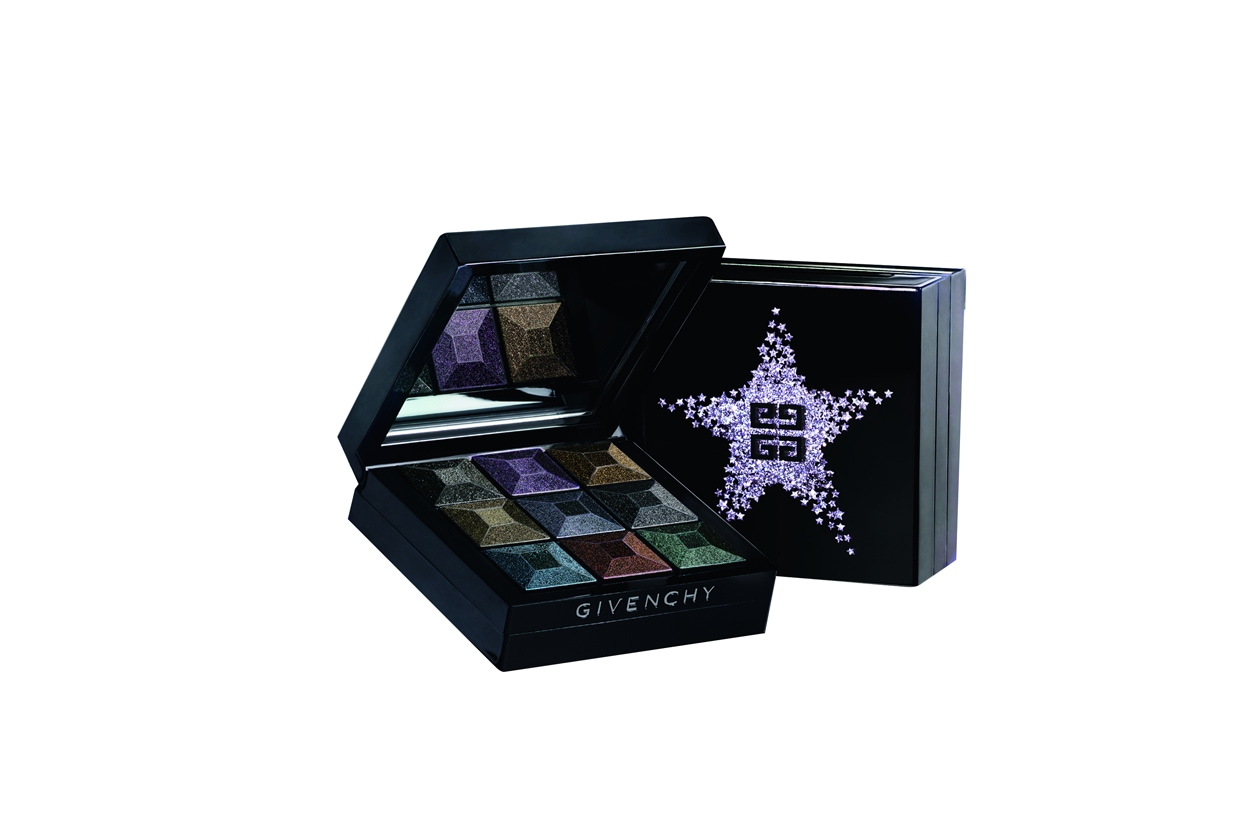 Winter Make Up Nero Givenchy Le Prismissime Yeux Noirs