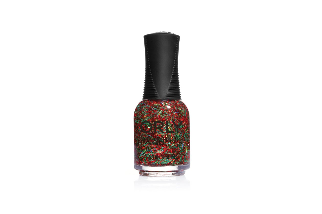 Winter Make Up Rosso Orly Tinsel