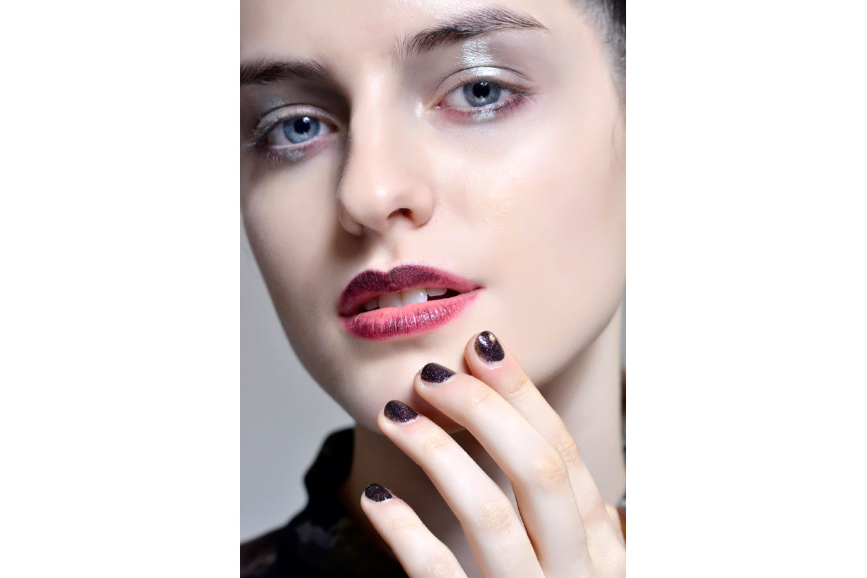 Winter Make Up Sfilata Antonio Marras