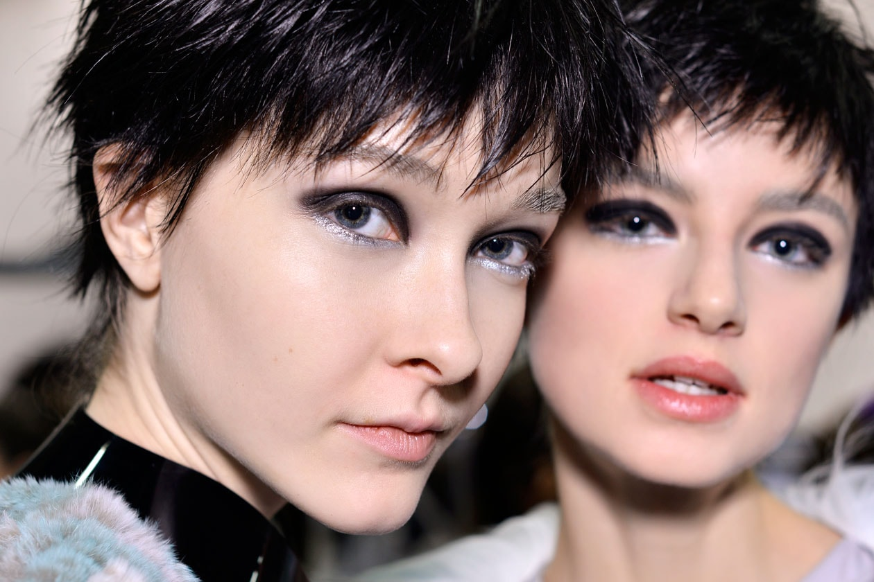 Winter Make Up Sfilata Emporio Armani