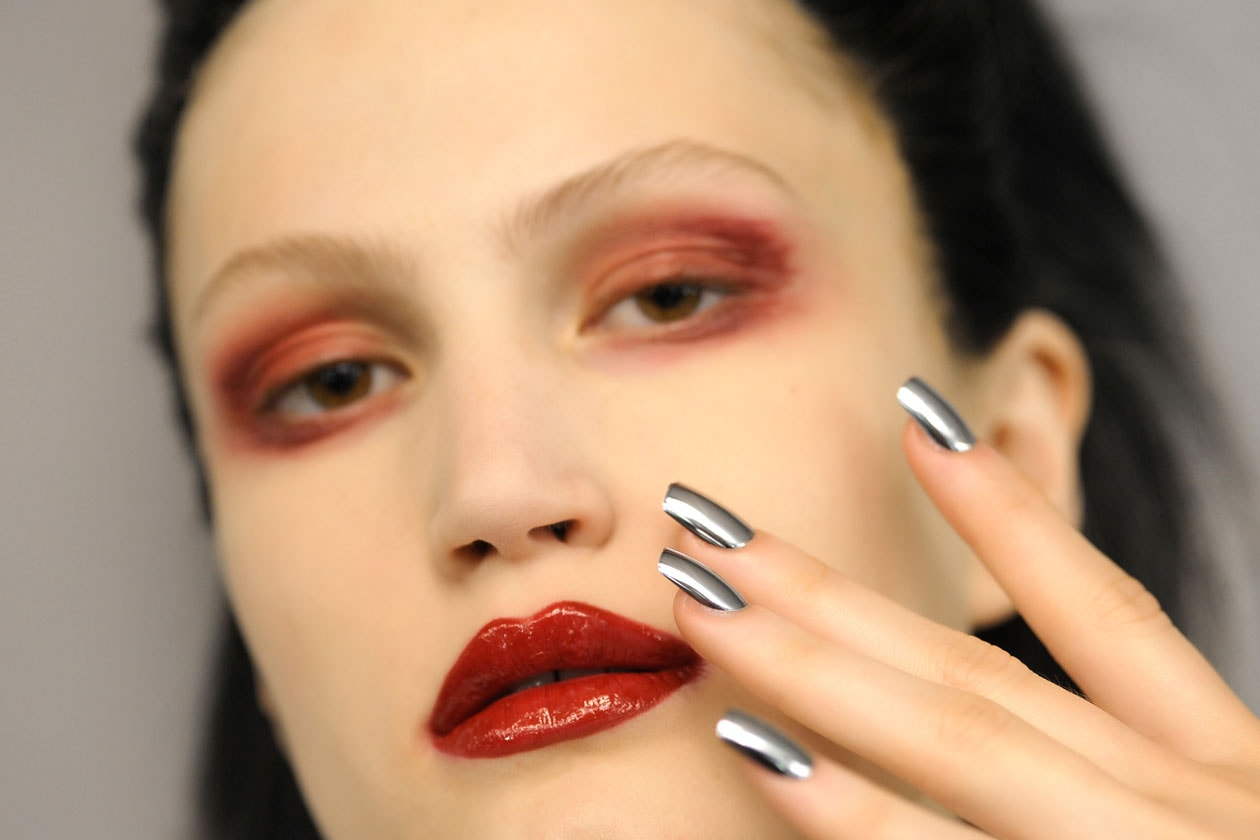 Winter Make Up Sfilata Jean Paul Gaultier