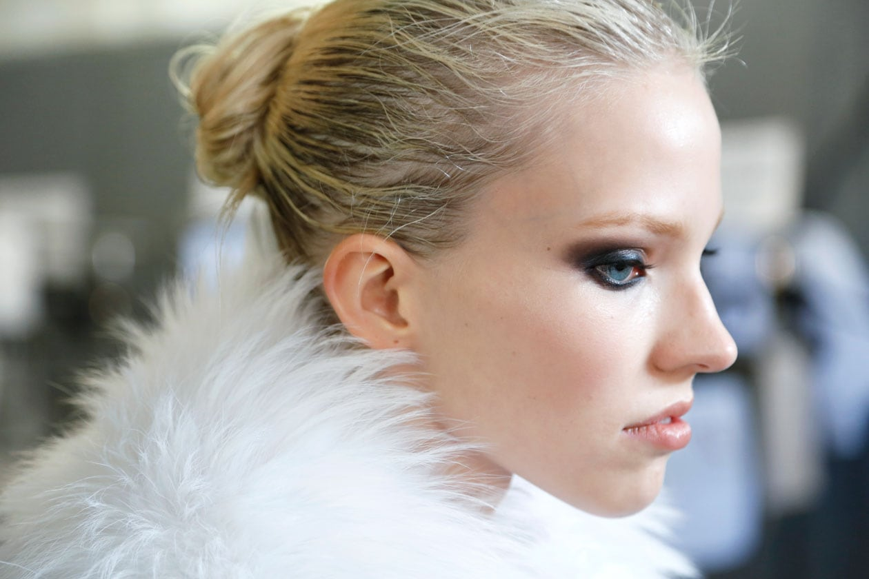 Winter Make Up Sfilata Roberto Cavalli