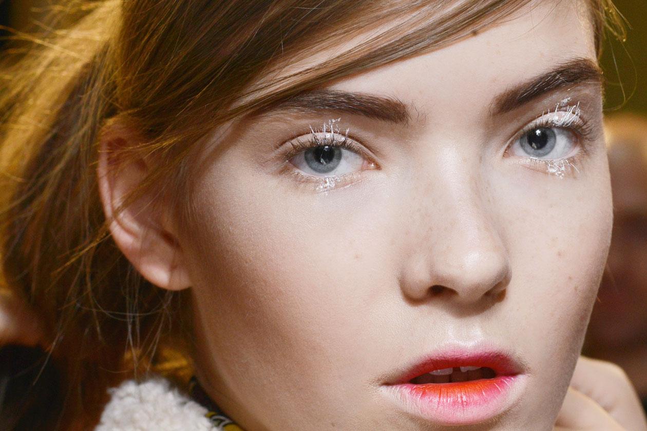 Winter Make Up Sfilata Stella Jean