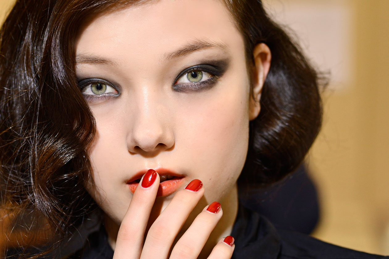 Winter Make Up Sfilata Tsumori Chisato