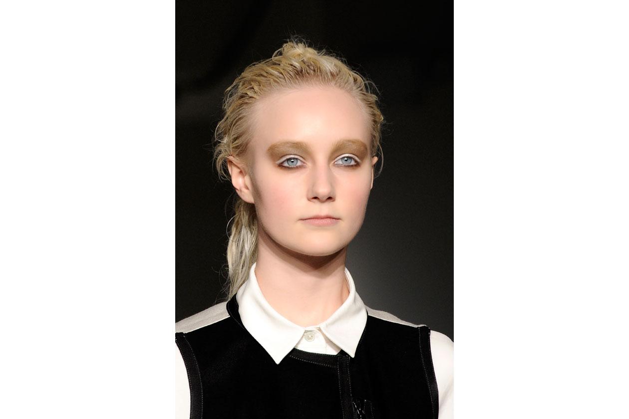 Winter Make Up Sfilata Zero Maria Cornejo