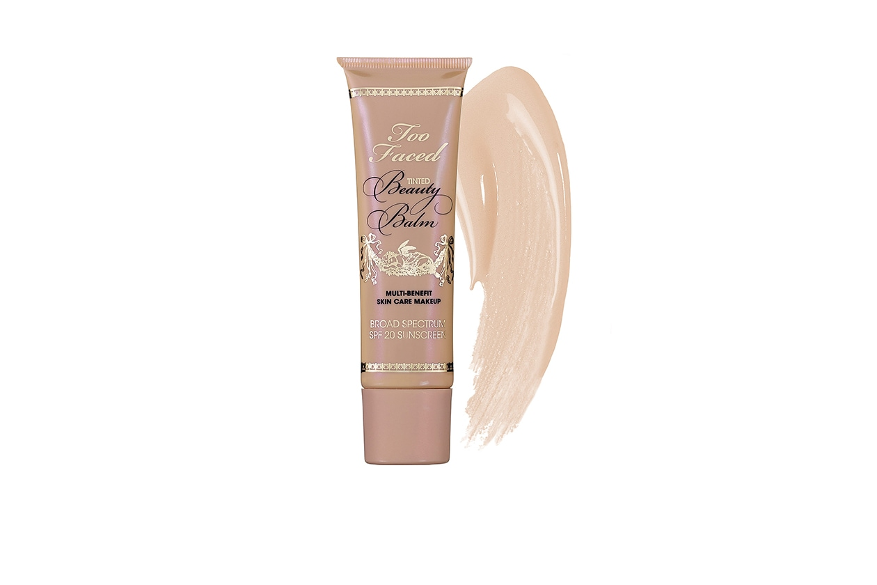 BB CREAM: TINTED BEAUTY BALM BY TOO FACED