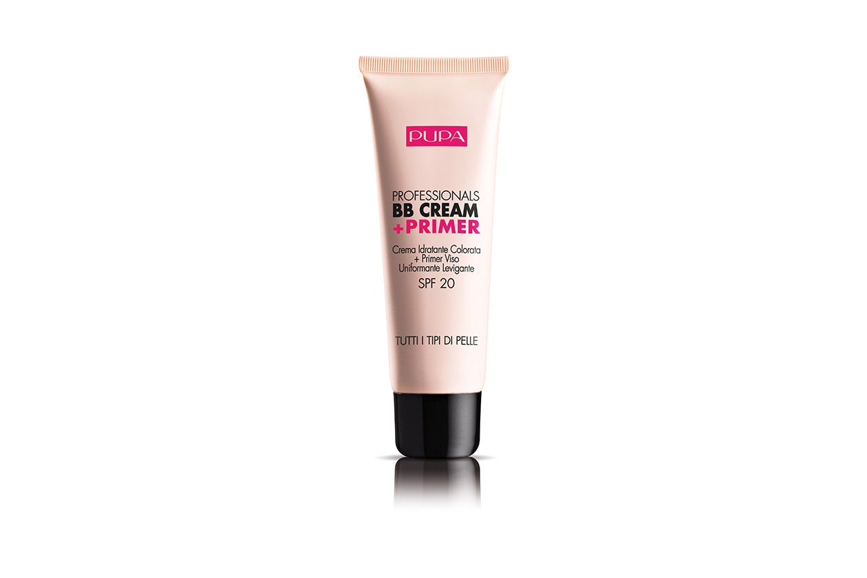 PROFESSIONAL BB CREAM + PRIMER BY PUPA