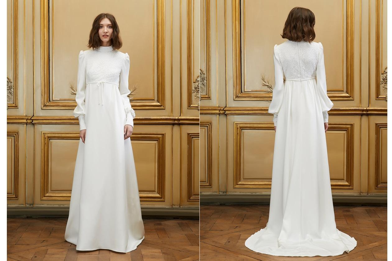 delphine manivet mariee pagan bride 2015 jonas front