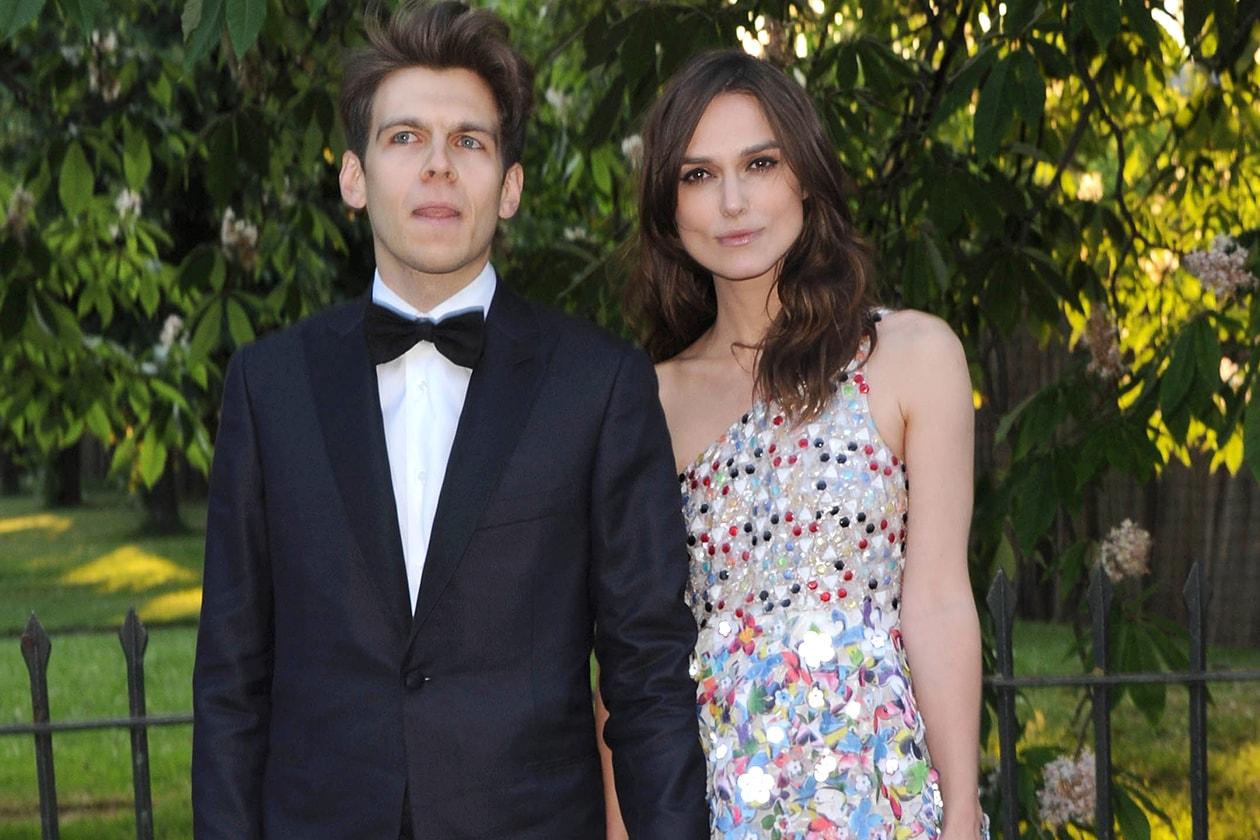 Keira e James sono sposati dal maggio 2013. Auguri!