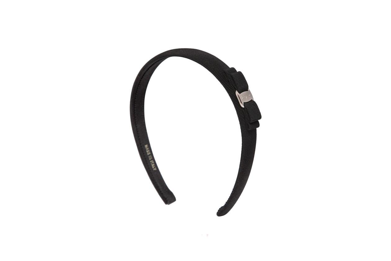 l'headband con fiocco, ferragamo