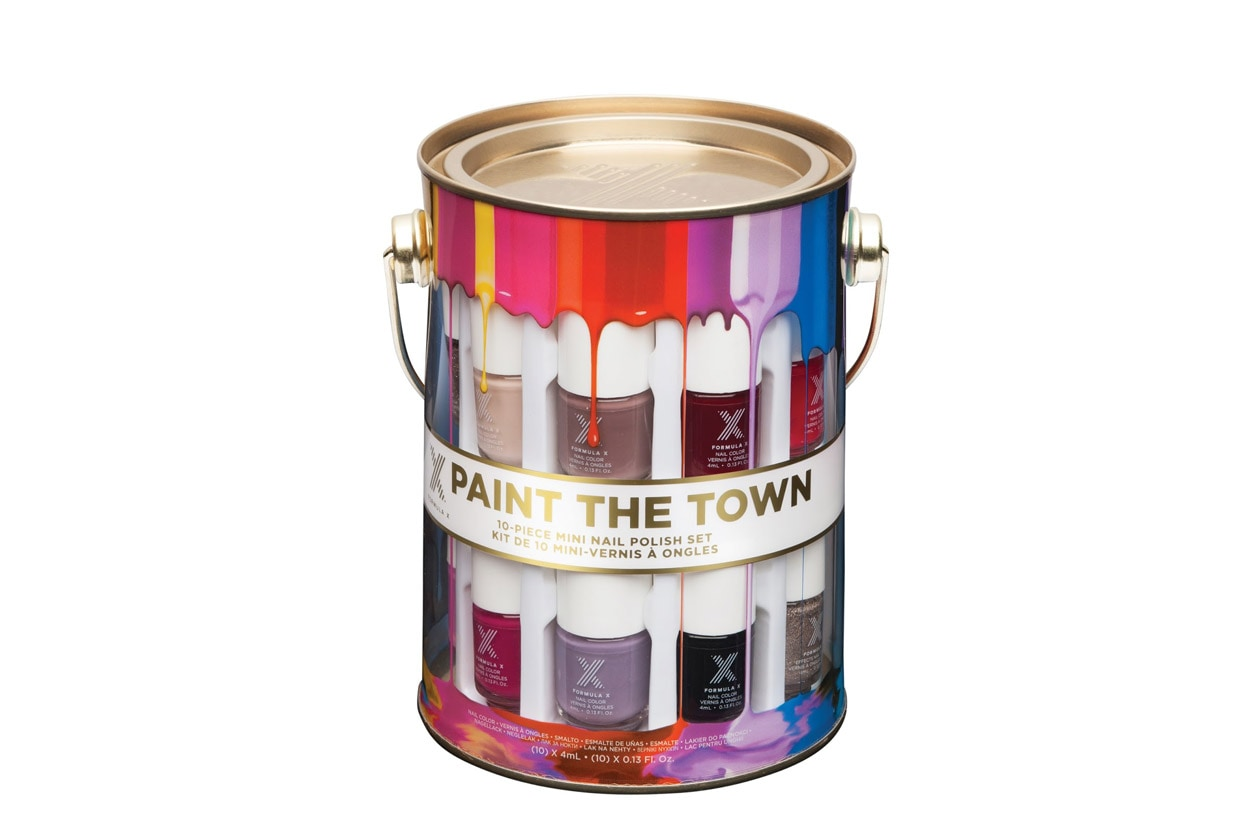 Sephora Formula X Paint the Town
