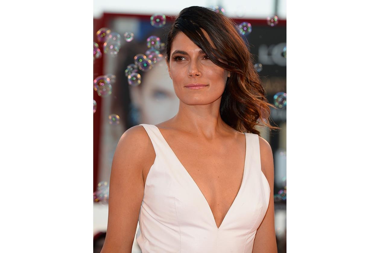 Valeria Solarino: un trucco con l'inossidabile coppia pink&brown