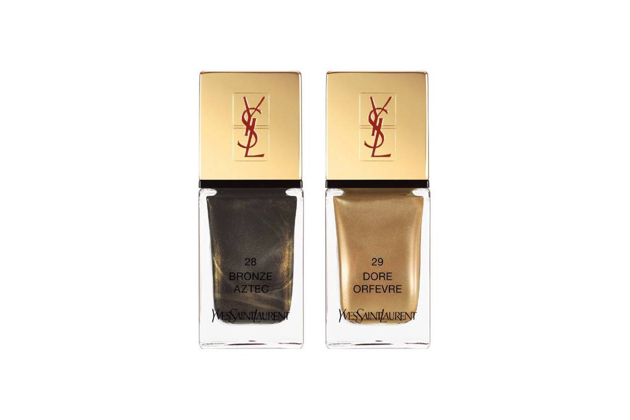 YSL Wildly Gold