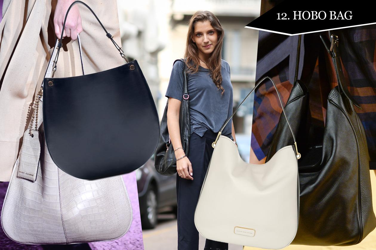 12. Hobo bag