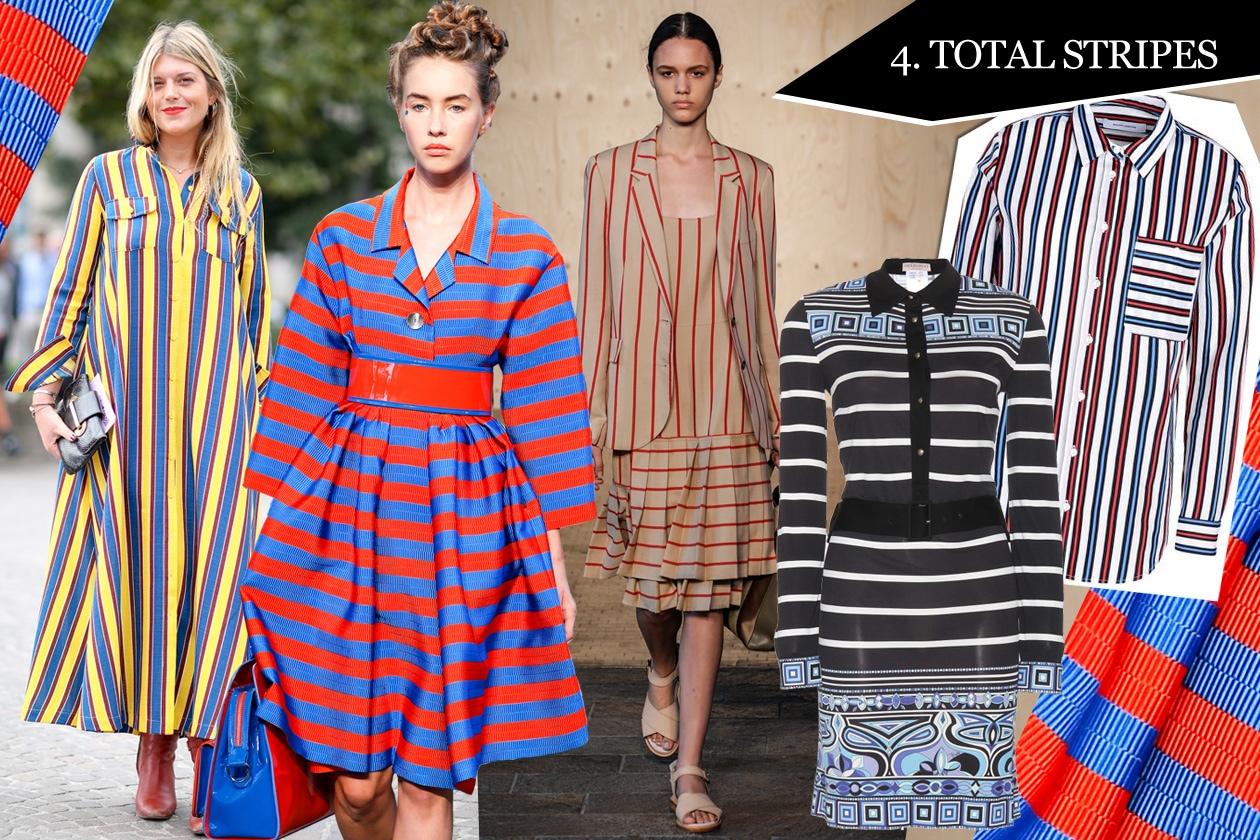 4. Total stripes