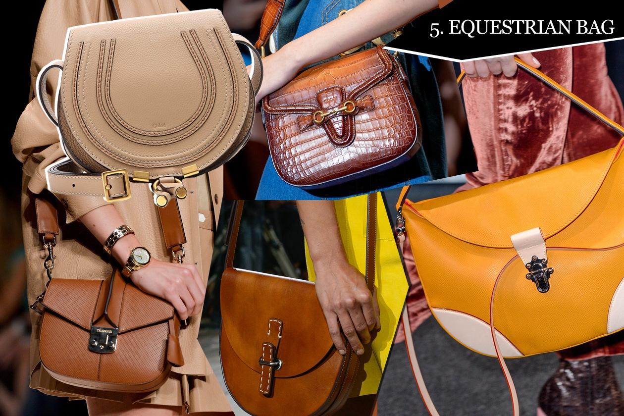 5. Equestrian bag