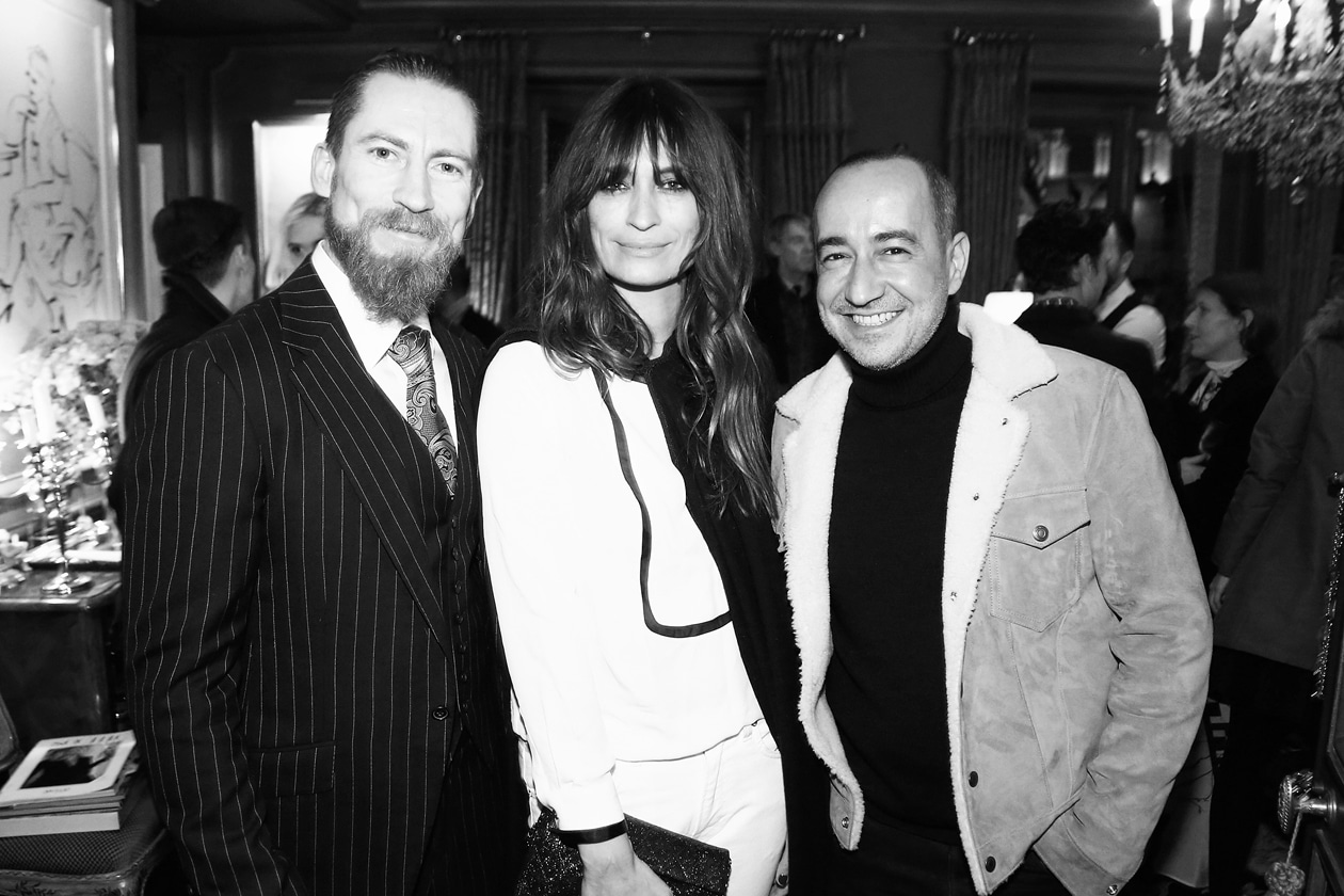 A12 Justin O'Shea, Caroline de Maigret and Saif Mahdhi