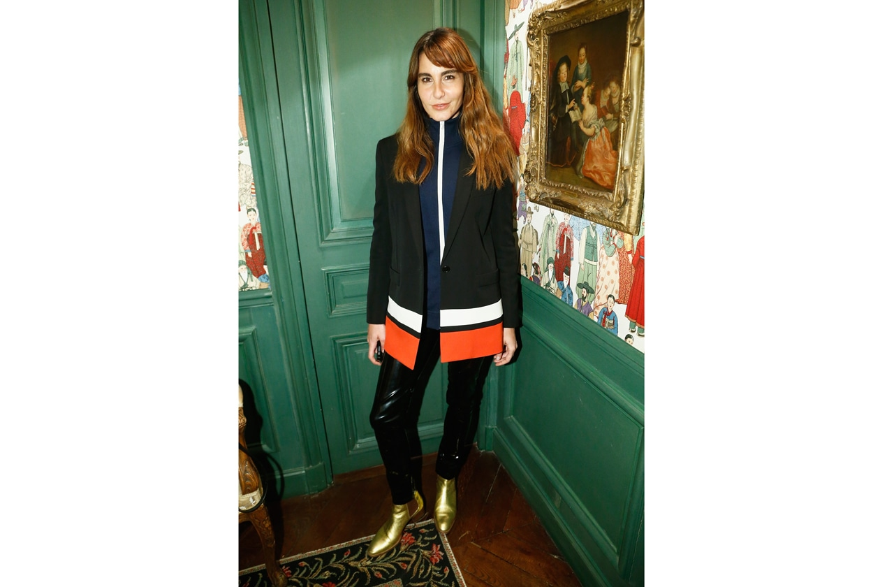 A30 Creative Consultant Ece Sukan in Givenchy
