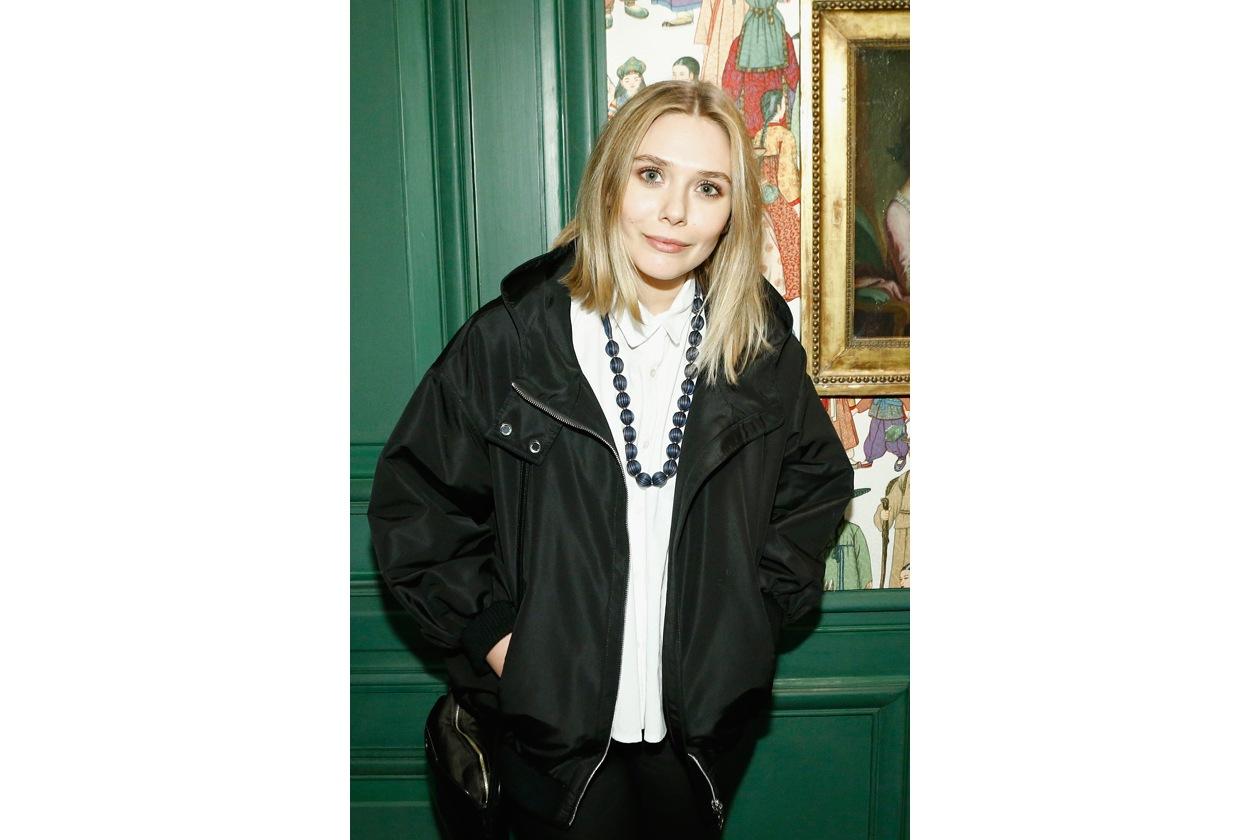 A5 Actress Elizabeth Olsen