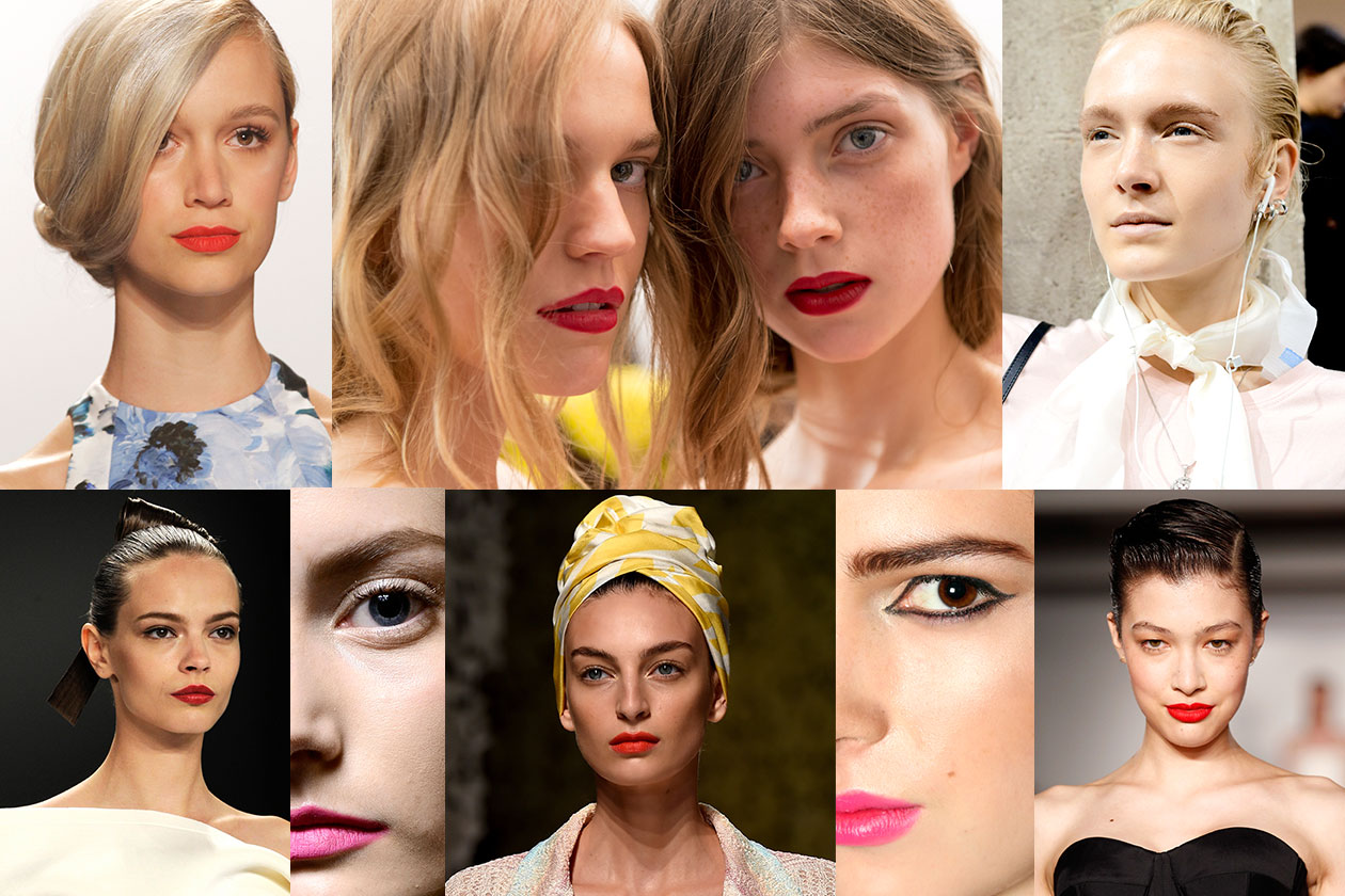 Beauty SPRING LIPS 00 Cover collage