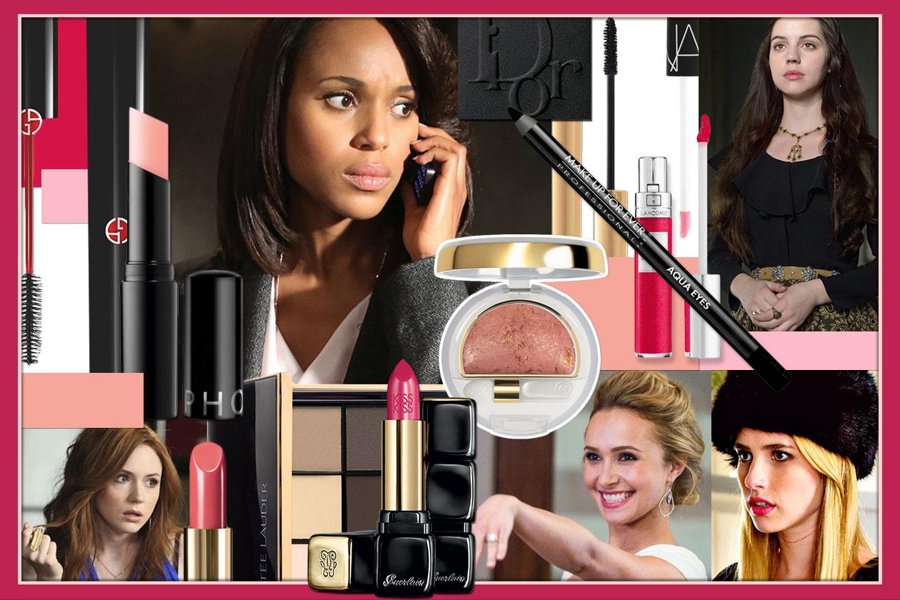 Beauty look visti in TV: i migliori make up delle serie selezionati da Grazia.IT