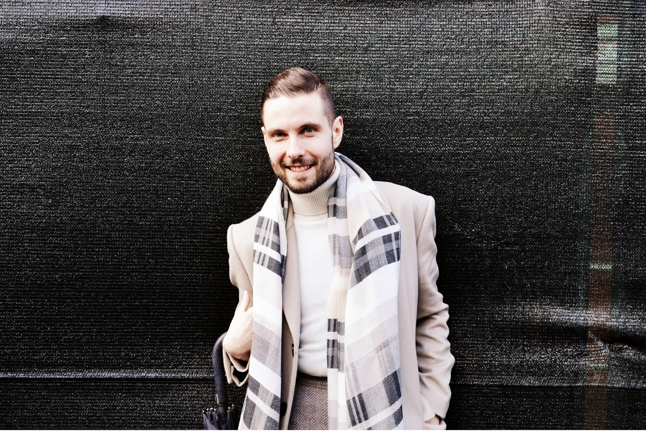 Beauty on the streets: gentleman's beard