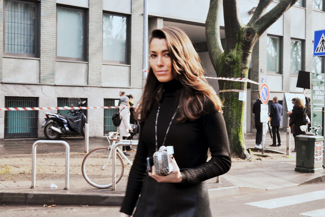 Beauty on the streets: long hair don't care