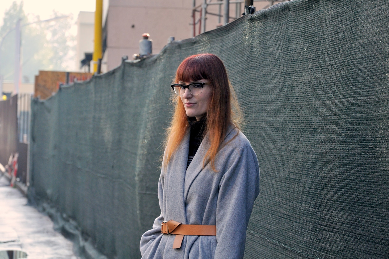 Beauty on the streets: we love fringe!