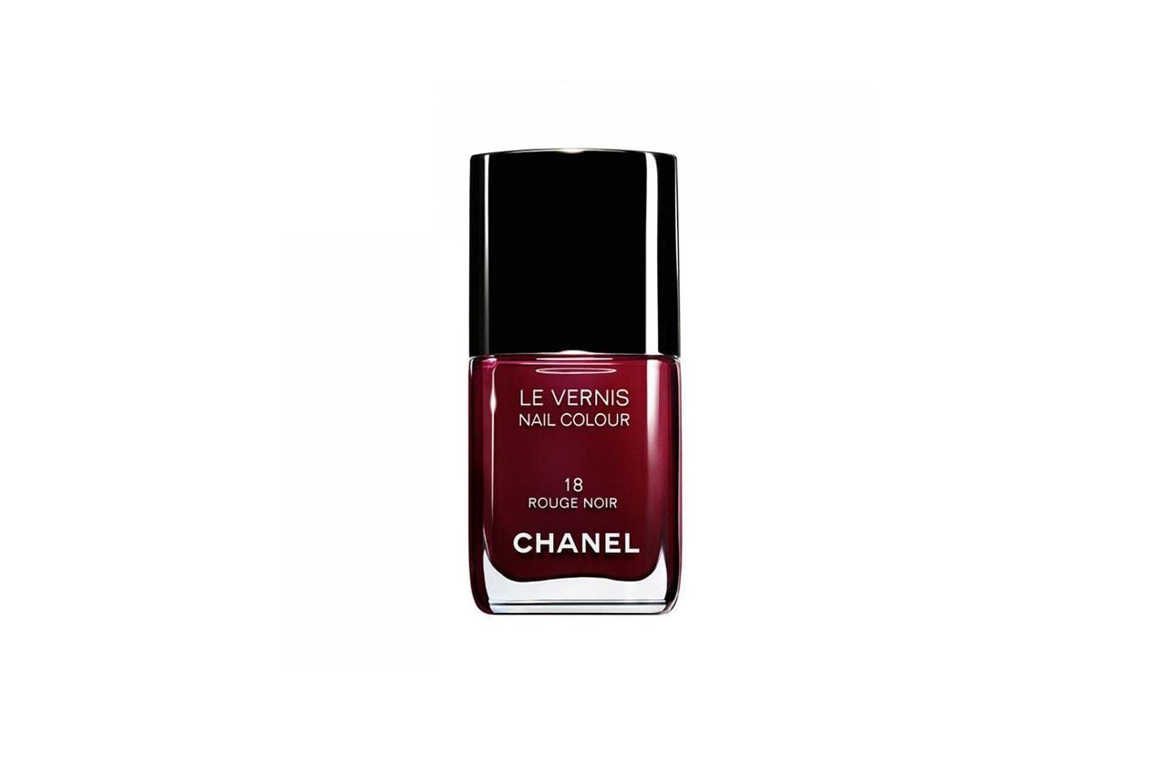 CHANEL Le Vernis Rouge Noir