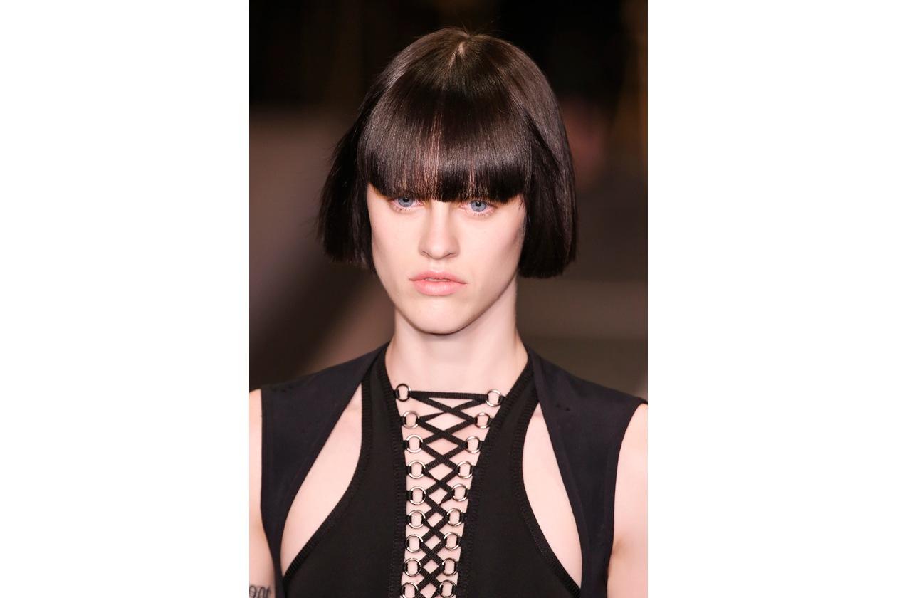Capelli corti Primavera/Estate 2015: Givenchy