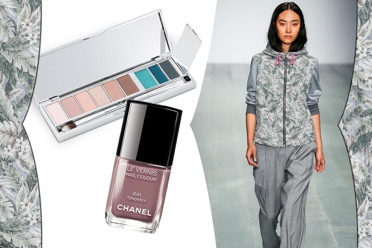 Cinquanta sfumature di grigio beauty&fashion: aurora boreale
