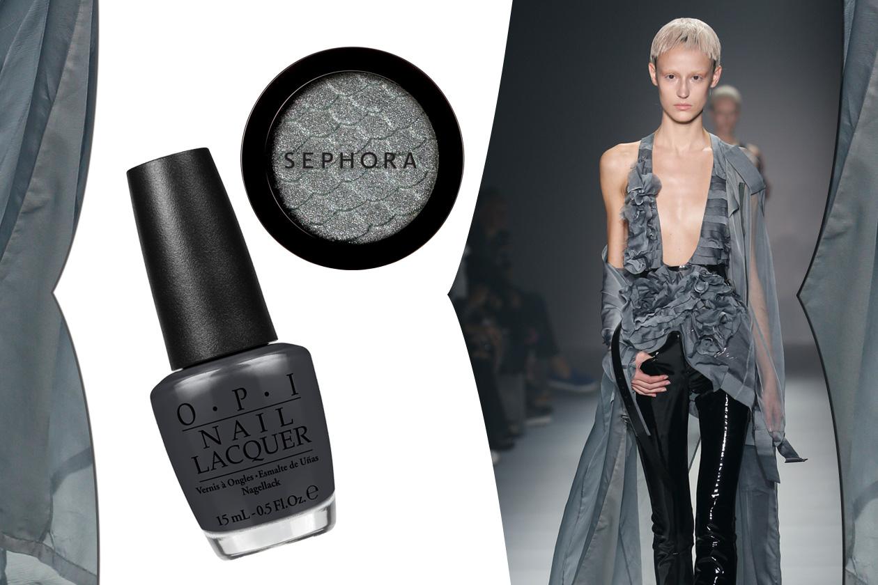 Cinquanta sfumature di grigio beauty&fashion: black&grey