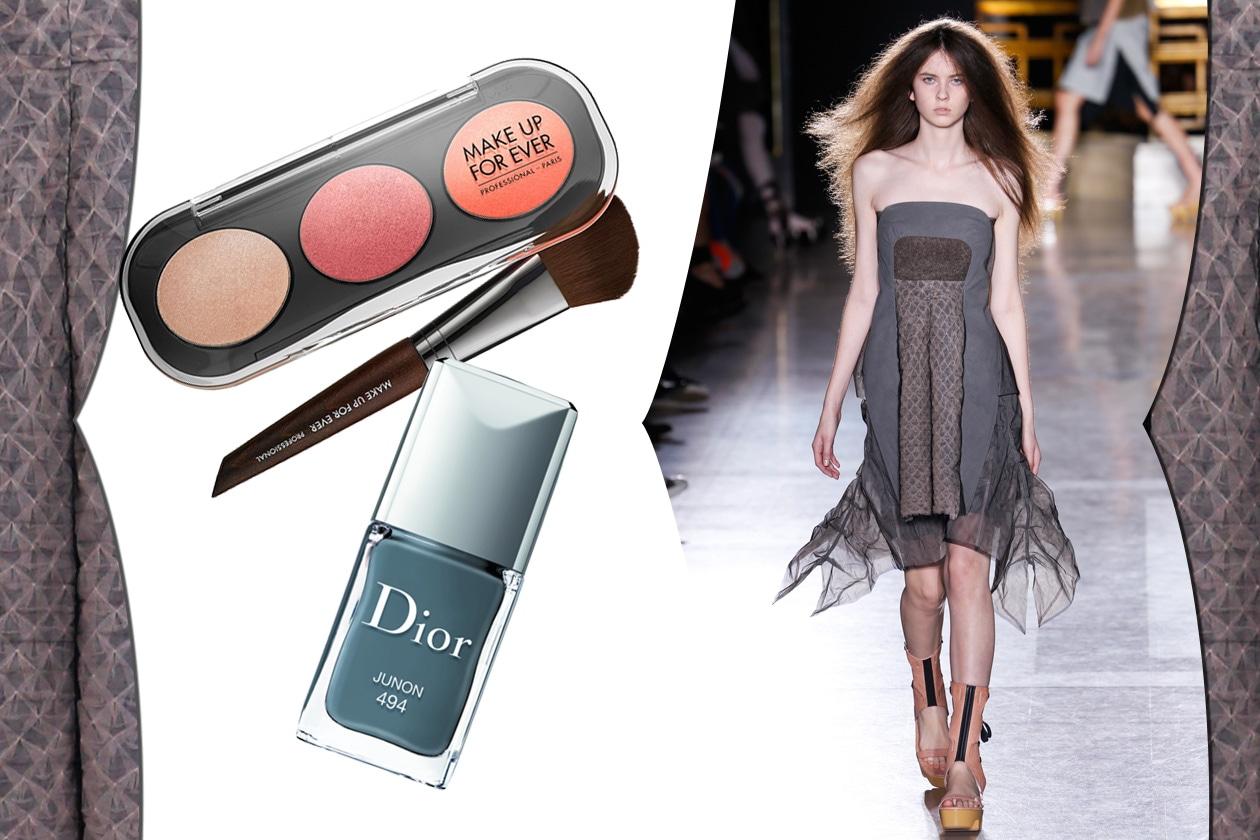 Cinquanta sfumature di grigio beauty&fashion: bonne mine