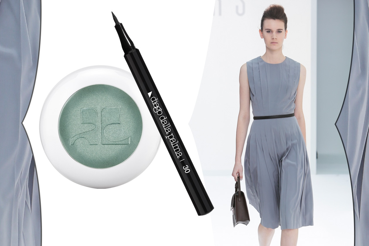 Cinquanta sfumature di grigio beauty&fashion: focus on eyes