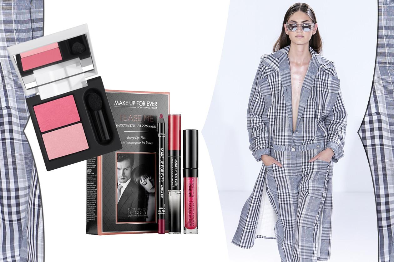 Cinquanta sfumature di grigio beauty&fashion: focus sulle labbra
