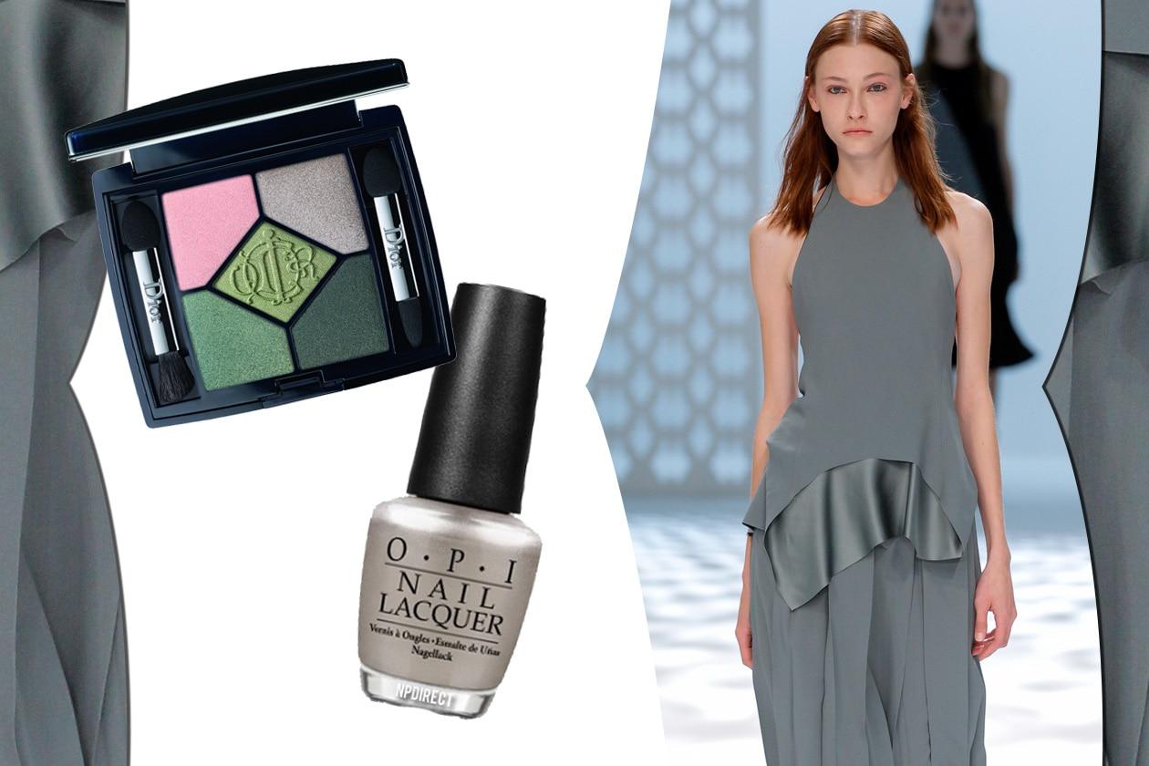 Cinquanta sfumature di grigio beauty&fashion: mix di nuance