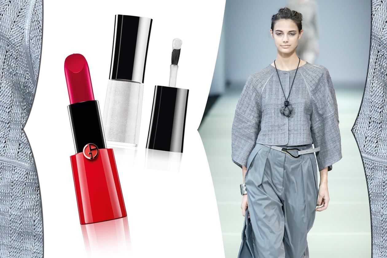 Cinquanta sfumature di grigio beauty&fashion: tris di colori